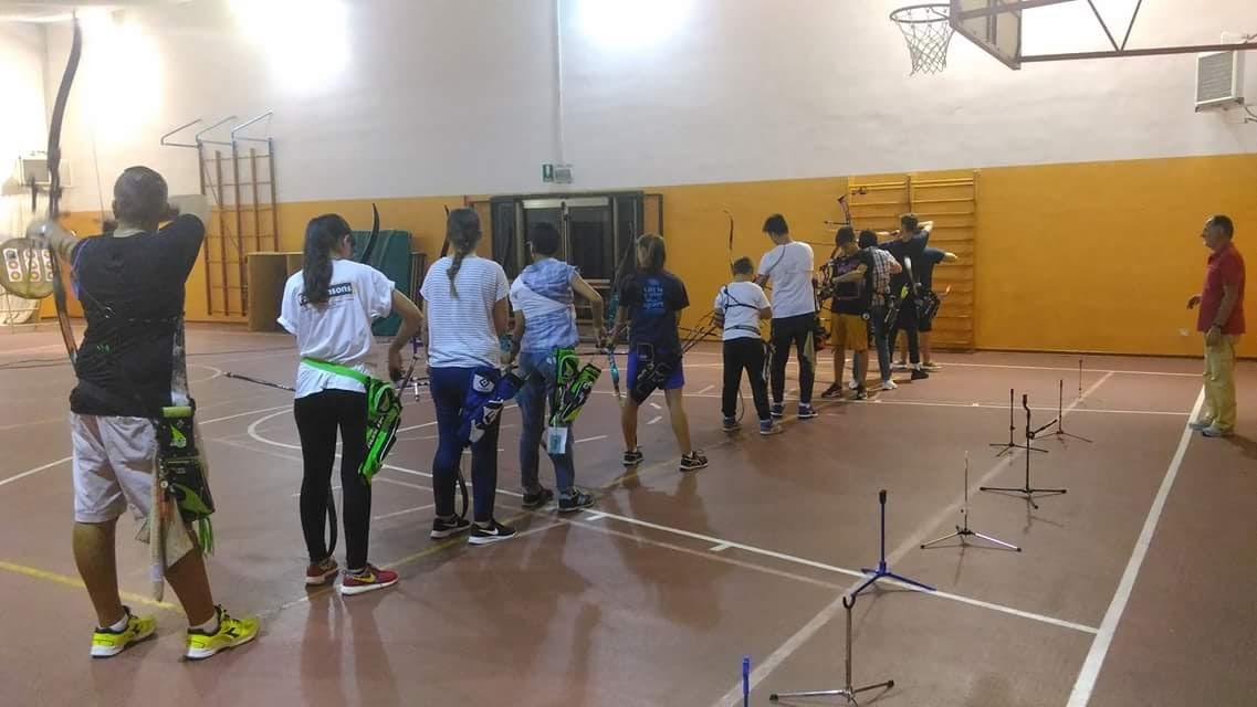 Inizio stagione allenamenti Indoor 2016-2017