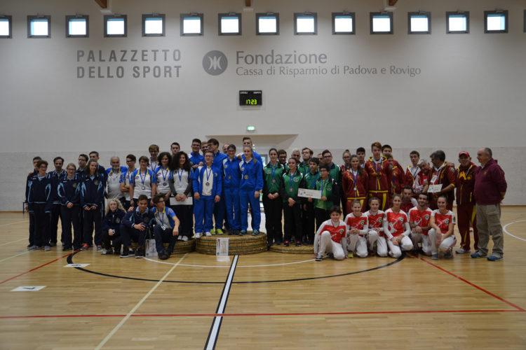 II Coppa del Veneto Centri Giovanili